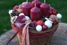 Christmas decorations - Vánoční dekorace