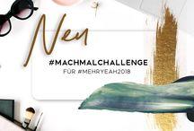 CHALLENGE | malmachen / Yeah! Im Mai geht's los - bis dahin möchte ich gerne traumhaft inspirierende Challenge Ideen mit euch sammeln, planen und umsetzen!  Lasst uns Spaß haben! Um dabei zu sein - schreib mir gerne hier, dann füge ich dich gerne hinzu ✨