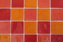 Spanish Tiles / Spanish Tiles - Azulejos Tiles
