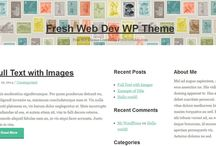 Best Free Wordpress Theme Collection