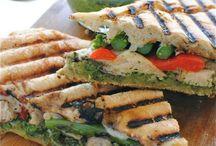 sandwiches / by Robin Quattlebaum