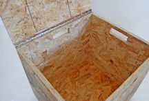 OSB PLYWOOD BOXES