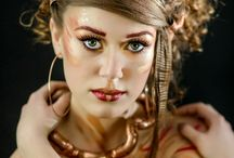 Hair and make-up Photography