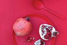 Pink, Fuchsia, Scarlett, Red, Maroon