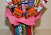 Candy Bouquet Ideas / by Sara Copple Nash