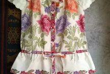Beautiful Batik Blouse