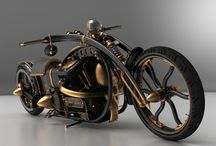 pekne motorky
