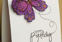 Card Ideas...5 / by Mary Ann