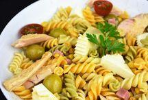Recetas para dieta / Para adelgazar no hace falta dejar de comer, solo hay que cambiar los hábitos.