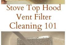 stove vent cleaner