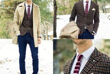 Mens Style / I love a well dressed man, I style men as part of my job and a large portion of my client base is men. I love classic and contemporary style as well as different styles like Dandy, Preppy & Hipster for a man and I can't go past a well made suit!