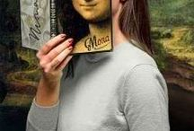 ALTERED...MONA LISA