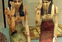 Dieux et déesses du panthéon égyptien