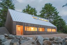 Moore Studio / Omar Gandhi Architects / nowoczesna STODOŁA