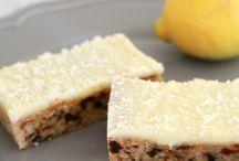Sweet Biscuit Slices