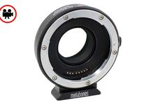 Metabones EOS to MFT Speed Booster