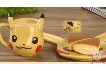 Pokémon - Pokémon GO - Mug Pokémon en forme de Pikachu - Mug en forme de la tête de Pikachu