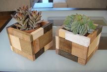 Planters Wooden