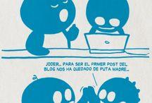 Humor en internet / by Adalid Asturias Formación
