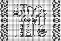 Вышивка/Cross stitch
