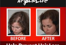 Healthy, Shiny, Grow Faster Hair with ArganLife Products / Using natural products to help prevent hair loss is cheaper than the other methods.
