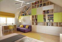 Interiors: Bedrooms / by Thomas Scibilia
