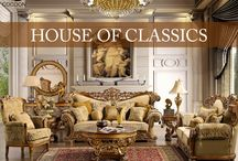 House Of Classics / A range of fine classic rugs from Cocoon
