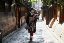芸者、geisha