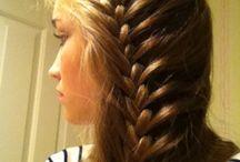 hair / by selah jones