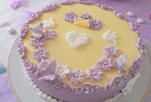 Idée gâteau pâte à sucre