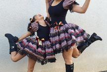 vestidos caipira