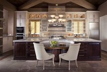 The New American Home 2011 Featuring Timberlake Cabinetry / The 2011 New American Home is a 9,689 square-foot American Empire-Style home built in Orlando, Florida by Continental Homes Inc..