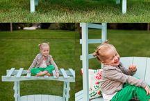 DIY para jardim filhas