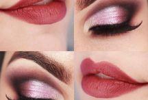 Inspiração de makeups