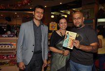 Tapestry / Vishal Dadlani launches Pratima Kapur's Tapestry