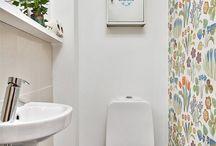 toalett köket