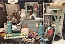 Flea Markets and Booths