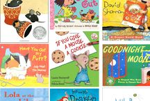 Kids books / by Lizzy Bevens
