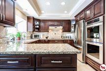 Kitchen Remodeling Orange / Inspiration For Your Next Kitchen Remodel