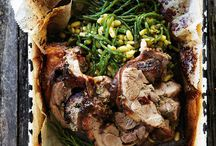 Sunday Roast Inspiration / Roast dinner ideas for the whole family to devour and enjoy!