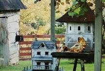 Birdhouse ... / I love birdhaus in my garden ...