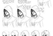 Hood drawing