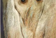 rostres Maragda / pintures personals