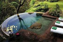 Hause and pool