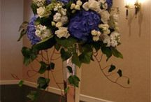 Table centres and decor / Wedding table centres and decorarations