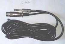 kabel XLR to Akai mono berkabel 5 meter High Quality