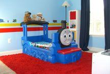 Ham's big boy room / by Amy Jello