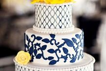 2014 Pantone Blue Weddings / by Jessica Farber