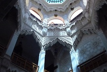 Moroccan and Andalusian architecture / by eee7aaa