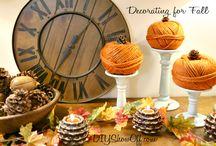 Harvest Inspiration / by Michelle Verdi